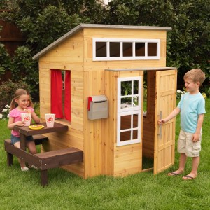 Kidkraft Modern Outdoor Playhouse