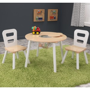 Kidkraft Round Storage Table