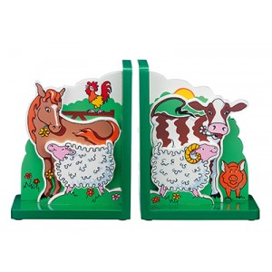 Lanka Kade Farm Bookends