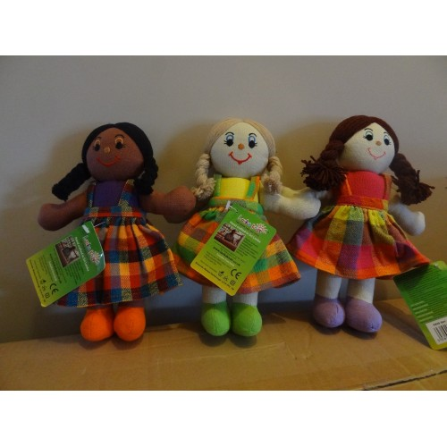 Lanka Kade cotton doll