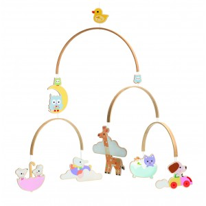 Djeco Baby Animals Mobile