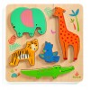 Djeco Puzzle Relief Woodyjungle