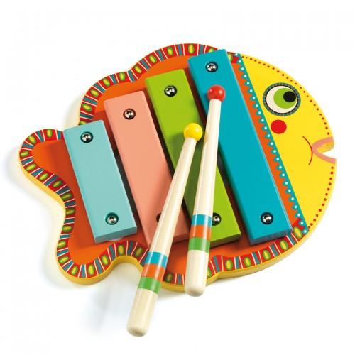 Djeco Animambo Fish Xylophone