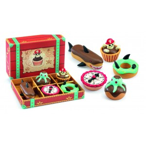 Djeco Pirate Cakes