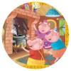 Djeco 3 Little Pigs Jigsaw
