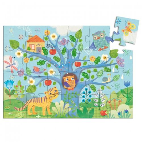 Djeco Hello Owl Jigsaw Puzzle