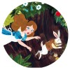 Djeco Alice in Wonderland Jigsaw Puzzle