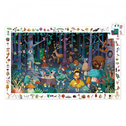 Djeco Enchanted Forest Jigsaw Puzzle