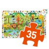Djeco Jungle Observation Jigsaw Puzzle
