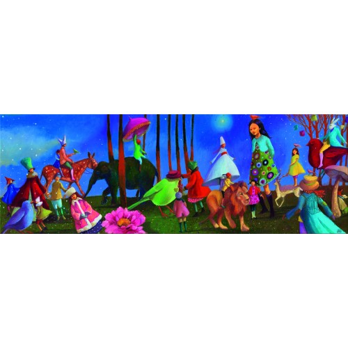 Djeco Wonderful Walk Jigsaw Puzzle