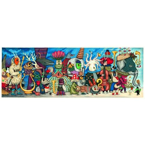 Djeco Fantasy Orchestra 500pcs Jigsaw