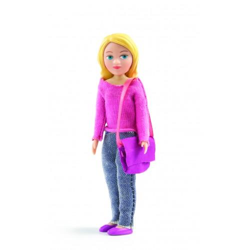 Djeco Sophie Dollhouse Doll