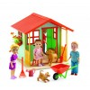 Djeco Doll Garden House