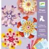 Djeco Folding Art Flowers to Create