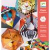 Djeco Folding Art Flexanimals