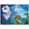 Djeco Fairy and Unicorn Jigsaw Puzzle