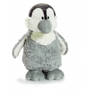 NICI Grey Penguin Teddy