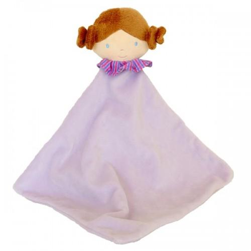 Bonikka Lilac Ragdoll Baby Comforter
