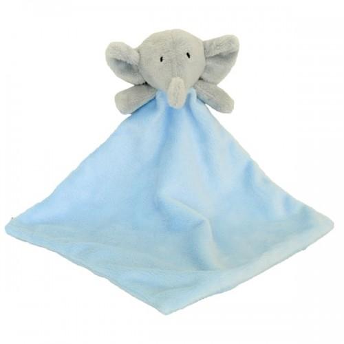 Bonikka Blue Elephant Comforter
