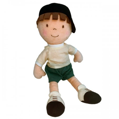 Bonikka Little Joe Rag Doll