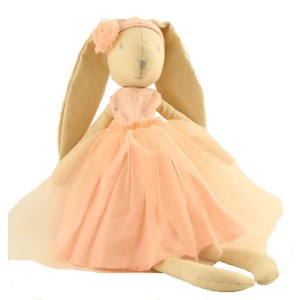 Bonikka Bunny Rabbit Rag Doll