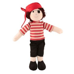 Anisa Pirate Rag Doll