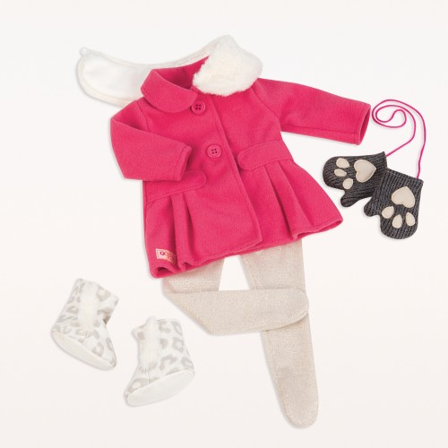Our Generation Snow Sweet Doll Outfit