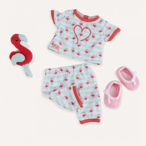 Our Generation Early Bird Doll PJs