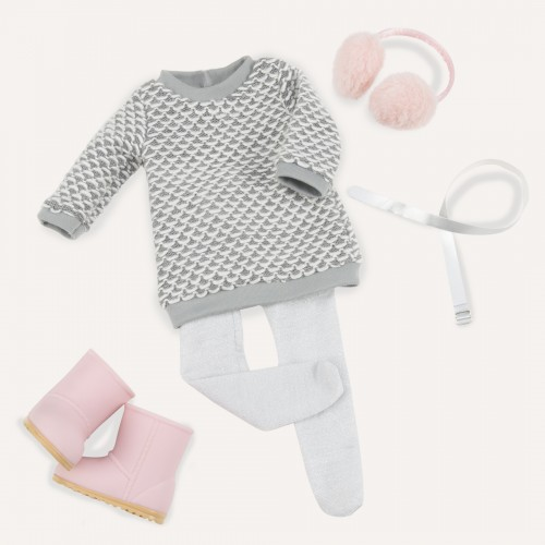 Our Generation Winter Style Doll Outfit
