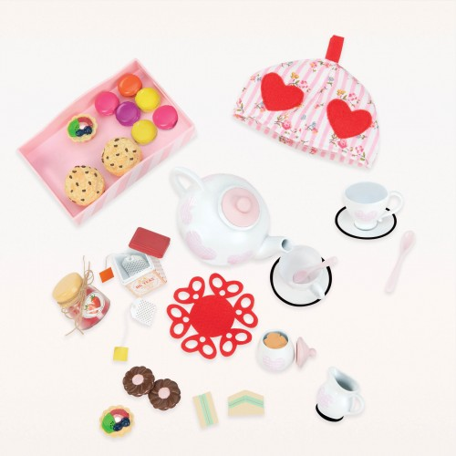 Our Generation Tea For Two Doll Accessory Set
