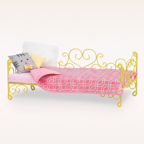 Our Generation Scroll-work Bed