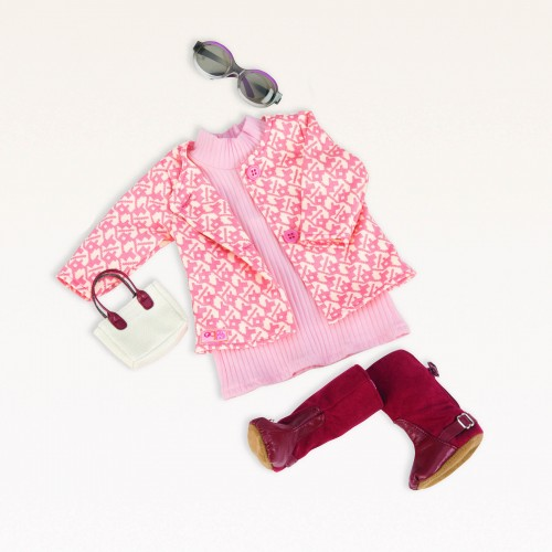 Our Generation Rosy Picture Doll Outfit