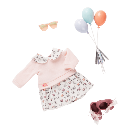 Our Generation Up and Away Doll Outfit