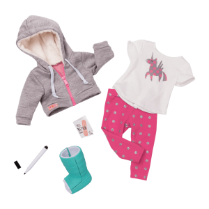 Our Generation Get Well Soon Doll Outfit