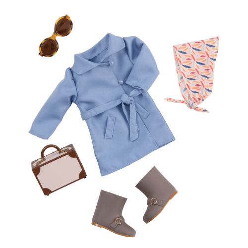 Our Generation Business Class Doll Outfit