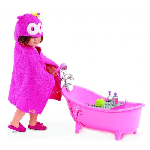 Our Generation Owl Be Relaxing Bath Tub Set