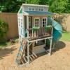 Kidkraft Cozy Escape Playhouse and Slide