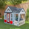 Kidkraft Timber Trail Wooden Outdoor Playhouse