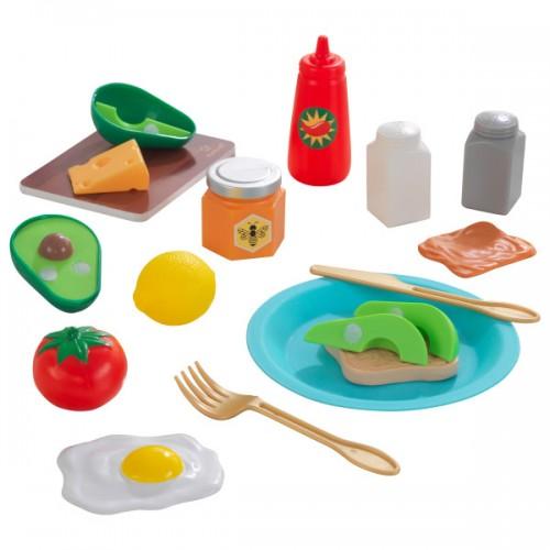 Kidkraft Create & Cook™ Avocado Toast Set