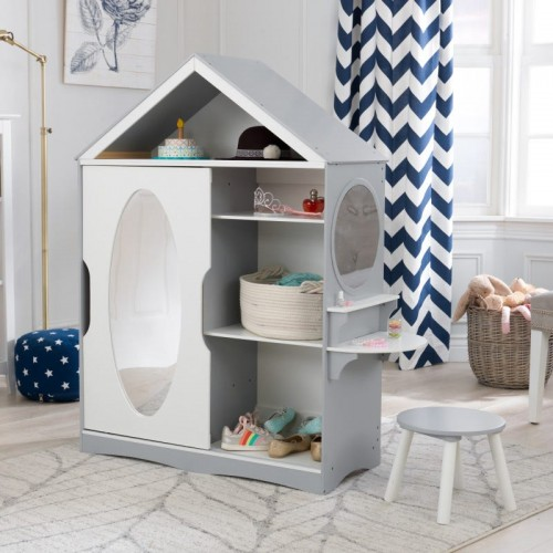 Kidkraft Dress Up Armoire and Vanity Unit