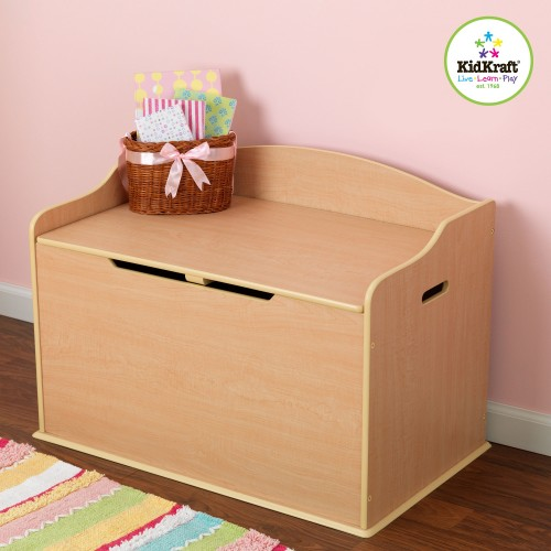 Kidkraft Natural Austin Toy Box