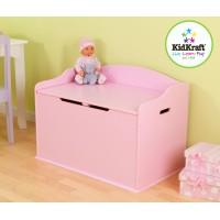 Kidkraft Pink Austin Toy Box