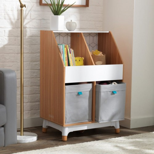 Kidkraft Mid-Century Kid™ Bin Storage Unit