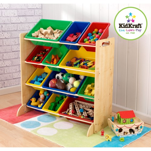 Kidkraft Primary Storage unit