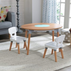 Kidkraft Mid-Century Kid™ Toddler Table and 2 Chair Set