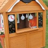 Kidkraft Stoneycreek Cedar Outdoor Playhouse