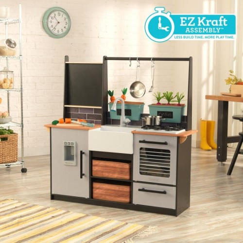 Kidkraft Farm to Table Play Kitchen with EZ Kraft Assembly ™