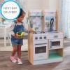 Kidkraft Natural Let's Cook Play Kitchen