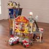 Kidkraft Deluxe Fire Rescue Set