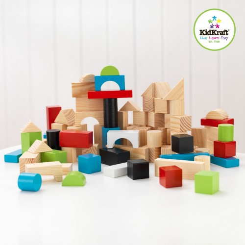 Kidkraft Wooden Block set